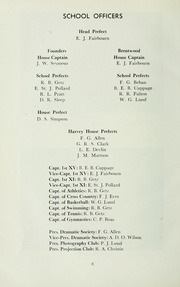 Page 12, 1958 Edition, St Michaels University School - Black Red and Blue Yearbook (Victoria, British Columbia Canada) online yearbook collection