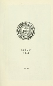 Page 5, 1960 Edition, St Michaels University School - Black Red and Blue Yearbook (Victoria, British Columbia Canada) online yearbook collection