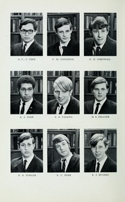 Page 18, 1970 Edition, St Michaels University School - Black Red and Blue Yearbook (Victoria, British Columbia Canada) online yearbook collection