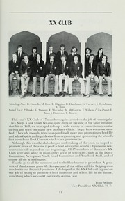 Page 13, 1974 Edition, St Michaels University School - Black Red and Blue Yearbook (Victoria, British Columbia Canada) online yearbook collection