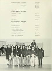Page 12, 1977 Edition, St Michaels University School - Black Red and Blue Yearbook (Victoria, British Columbia Canada) online yearbook collection