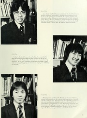 Page 13, 1978 Edition, St Michaels University School - Black Red and Blue Yearbook (Victoria, British Columbia Canada) online yearbook collection