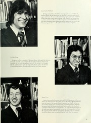 Page 17, 1978 Edition, St Michaels University School - Black Red and Blue Yearbook (Victoria, British Columbia Canada) online yearbook collection