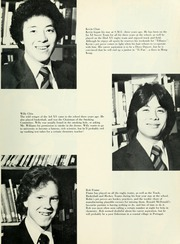 Page 15, 1979 Edition, St Michaels University School - Black Red and Blue Yearbook (Victoria, British Columbia Canada) online yearbook collection