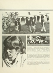 Page 7, 1981 Edition, St Michaels University School - Black Red and Blue Yearbook (Victoria, British Columbia Canada) online yearbook collection