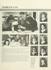 Page 9, 1981 Edition, St Michaels University School - Black Red and Blue Yearbook (Victoria, British Columbia Canada) online yearbook collection