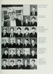 Page 17, 1984 Edition, St Michaels University School - Black Red and Blue Yearbook (Victoria, British Columbia Canada) online yearbook collection