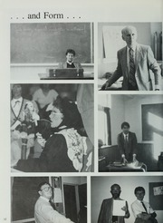 Page 16, 1987 Edition, St Michaels University School - Black Red and Blue Yearbook (Victoria, British Columbia Canada) online yearbook collection