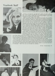 Page 8, 1987 Edition, St Michaels University School - Black Red and Blue Yearbook (Victoria, British Columbia Canada) online yearbook collection