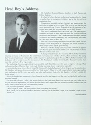 Page 10, 1988 Edition, St Michaels University School - Black Red and Blue Yearbook (Victoria, British Columbia Canada) online yearbook collection