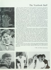 Page 7, 1988 Edition, St Michaels University School - Black Red and Blue Yearbook (Victoria, British Columbia Canada) online yearbook collection