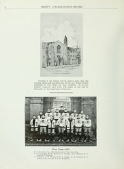 Page 10, 1928 Edition, Trinity College School - Record Yearbook (Port Hope, Ontario Canada) online yearbook collection