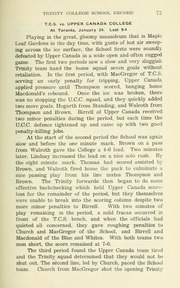 Page 353, 1951 Edition, Trinity College School - Record Yearbook (Port Hope, Ontario Canada) online yearbook collection