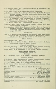 Page 10, 1955 Edition, Trinity College School - Record Yearbook (Port Hope, Ontario Canada) online yearbook collection