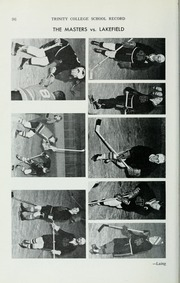 Page 208, 1965 Edition, Trinity College School - Record Yearbook (Port Hope, Ontario Canada) online yearbook collection