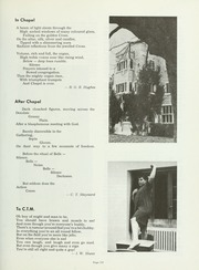 Page 119, 1969 Edition, Trinity College School - Record Yearbook (Port Hope, Ontario Canada) online yearbook collection
