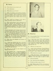 Page 55, 1969 Edition, Trinity College School - Record Yearbook (Port Hope, Ontario Canada) online yearbook collection