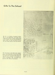 Page 56, 1969 Edition, Trinity College School - Record Yearbook (Port Hope, Ontario Canada) online yearbook collection
