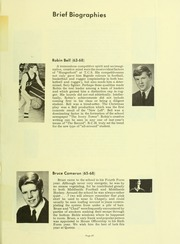 Page 59, 1969 Edition, Trinity College School - Record Yearbook (Port Hope, Ontario Canada) online yearbook collection
