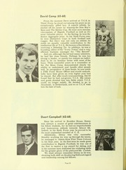 Page 60, 1969 Edition, Trinity College School - Record Yearbook (Port Hope, Ontario Canada) online yearbook collection