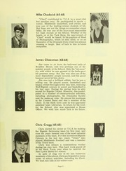 Page 61, 1969 Edition, Trinity College School - Record Yearbook (Port Hope, Ontario Canada) online yearbook collection