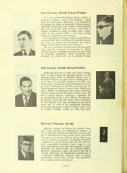 Page 62, 1969 Edition, Trinity College School - Record Yearbook (Port Hope, Ontario Canada) online yearbook collection