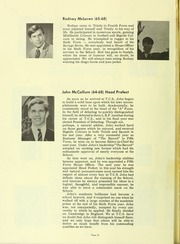 Page 66, 1969 Edition, Trinity College School - Record Yearbook (Port Hope, Ontario Canada) online yearbook collection