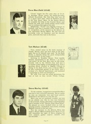 Page 69, 1969 Edition, Trinity College School - Record Yearbook (Port Hope, Ontario Canada) online yearbook collection