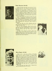 Page 71, 1969 Edition, Trinity College School - Record Yearbook (Port Hope, Ontario Canada) online yearbook collection