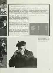 Page 59, 1980 Edition, Trinity College School - Record Yearbook (Port Hope, Ontario Canada) online yearbook collection