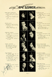 Page 12, 1928 Edition, Cleveland High School - Legend Yearbook (Portland, OR) online yearbook collection