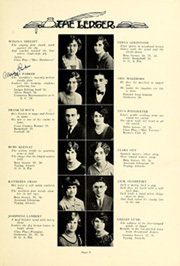 Page 13, 1928 Edition, Cleveland High School - Legend Yearbook (Portland, OR) online yearbook collection