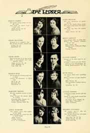 Page 14, 1928 Edition, Cleveland High School - Legend Yearbook (Portland, OR) online yearbook collection