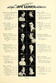 Page 15, 1928 Edition, Cleveland High School - Legend Yearbook (Portland, OR) online yearbook collection