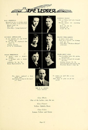 Page 17, 1928 Edition, Cleveland High School - Legend Yearbook (Portland, OR) online yearbook collection