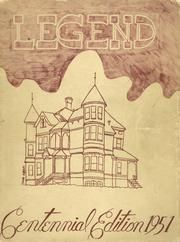 1951 Edition, Cleveland High School - Legend Yearbook (Portland, OR)