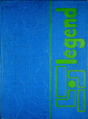 1976 Edition, Cleveland High School - Legend Yearbook (Portland, OR)