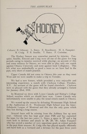 Page 13, 1930 Edition, Ashbury College - Ashburian Yearbook (Ottawa, Ontario Canada) online yearbook collection
