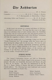 Page 5, 1930 Edition, Ashbury College - Ashburian Yearbook (Ottawa, Ontario Canada) online yearbook collection