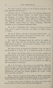 Page 10, 1931 Edition, Ashbury College - Ashburian Yearbook (Ottawa, Ontario Canada) online yearbook collection