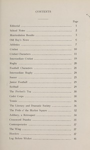 Page 5, 1931 Edition, Ashbury College - Ashburian Yearbook (Ottawa, Ontario Canada) online yearbook collection