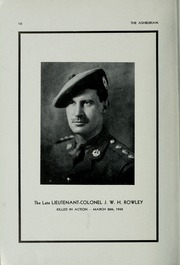 Page 12, 1945 Edition, Ashbury College - Ashburian Yearbook (Ottawa, Ontario Canada) online yearbook collection