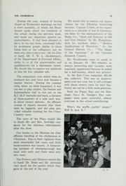 Page 17, 1945 Edition, Ashbury College - Ashburian Yearbook (Ottawa, Ontario Canada) online yearbook collection