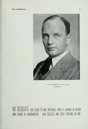 Page 7, 1945 Edition, Ashbury College - Ashburian Yearbook (Ottawa, Ontario Canada) online yearbook collection