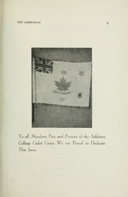 Page 7, 1947 Edition, Ashbury College - Ashburian Yearbook (Ottawa, Ontario Canada) online yearbook collection