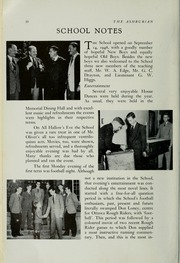 Page 12, 1949 Edition, Ashbury College - Ashburian Yearbook (Ottawa, Ontario Canada) online yearbook collection
