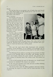 Page 14, 1949 Edition, Ashbury College - Ashburian Yearbook (Ottawa, Ontario Canada) online yearbook collection