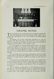 Page 16, 1949 Edition, Ashbury College - Ashburian Yearbook (Ottawa, Ontario Canada) online yearbook collection