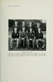 Page 7, 1953 Edition, Ashbury College - Ashburian Yearbook (Ottawa, Ontario Canada) online yearbook collection