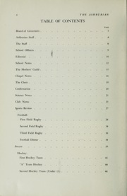 Page 8, 1953 Edition, Ashbury College - Ashburian Yearbook (Ottawa, Ontario Canada) online yearbook collection
